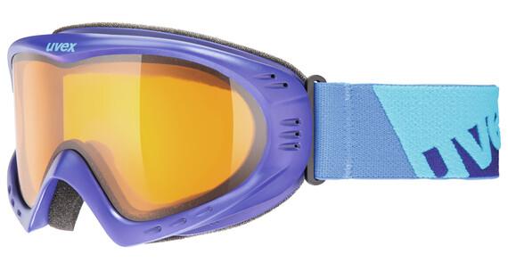 UVEX cevron - Gafas de esquí - azul